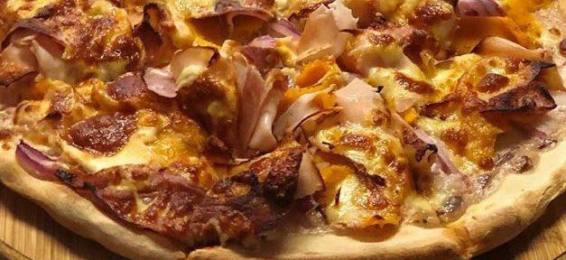 THE ALLAMBIE PIZZA SHOP